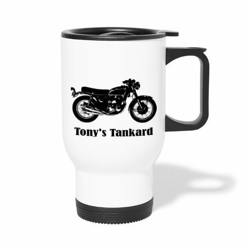 tonys tankard - Thermal mug with handle