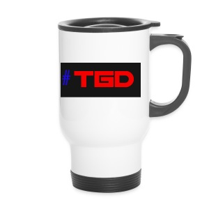 TGD LOGO - Travel Mug