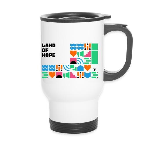 Land of Hope - Thermal mug with handle