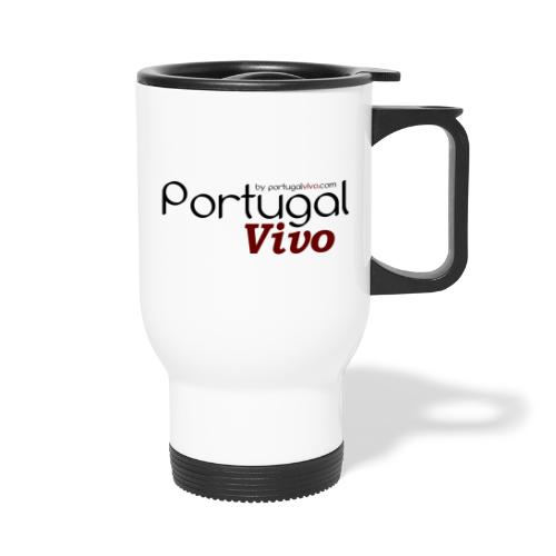 Portugal Vivo - Tasse isotherme avec poignée