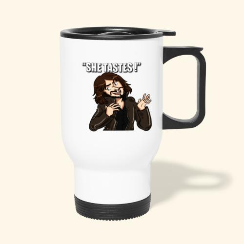 LEATHERJACKETGUY - Travel Mug