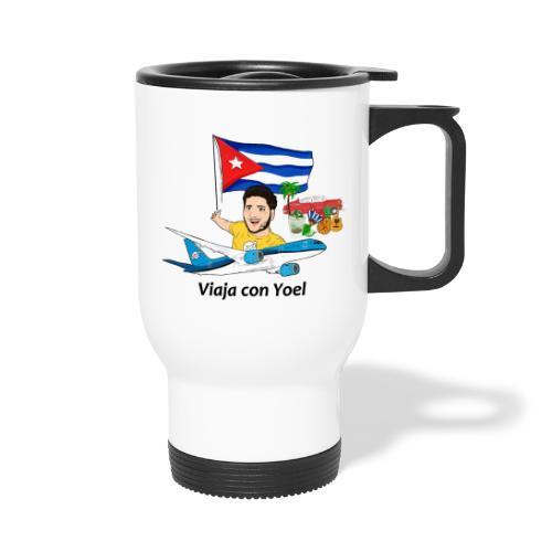Cuba - Viaja con Yoel - Termosmugg med handtag