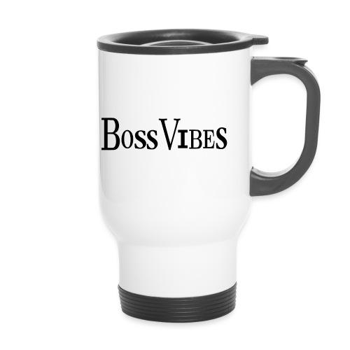 BossVibes version 2 - Termokrus med bærehåndtag