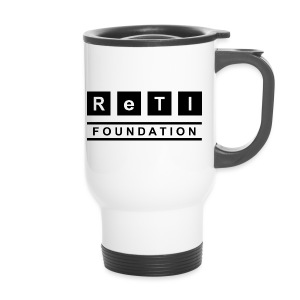 Reti Foundation Lifestyle - Travel Mug