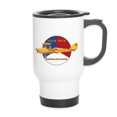 Tiger Moth Kon Marine - Thermal mug with handle