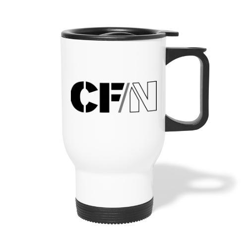 CFN White Grey - Termosmugg