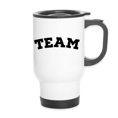 Team - Thermal mug with handle