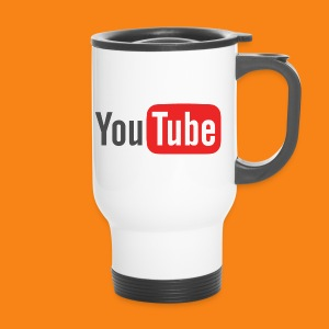 Youtube-logo-2014 - Taza termo