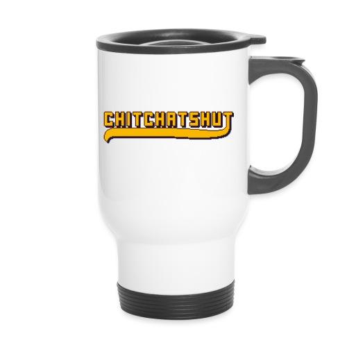Logo - Thermal mug with handle