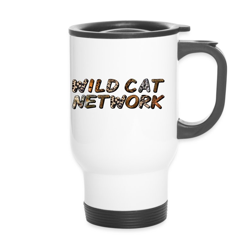 WildCatNetwork 1 - Travel Mug