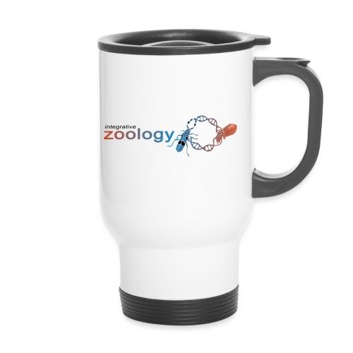 Integrative Zoology Department Logo (bright) - Travel Mug