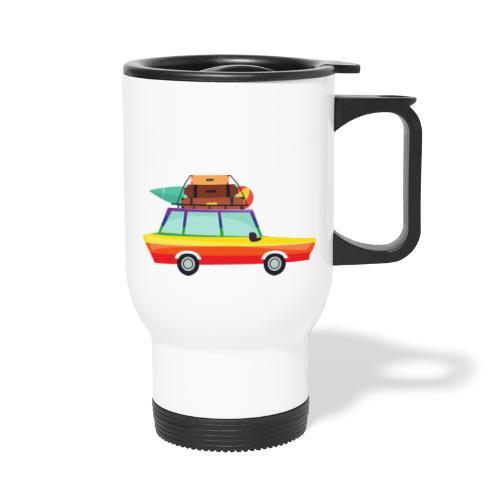 Gay Van | LGBT | Pride - Thermobecher
