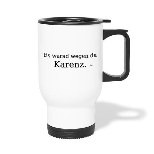 Karenz - Thermobecher