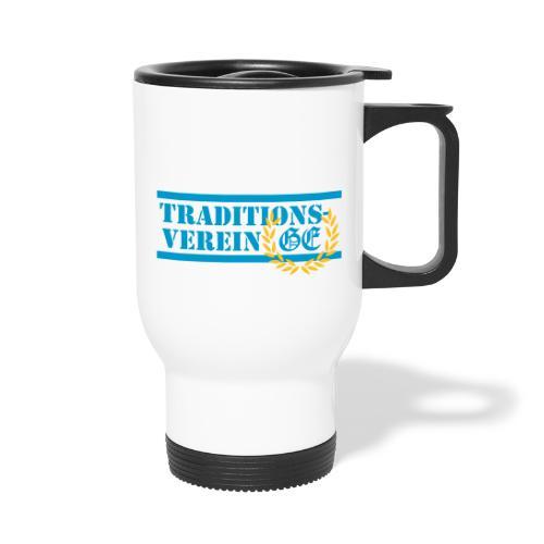 Traditionsverein - Thermobecher mit Tragegriff