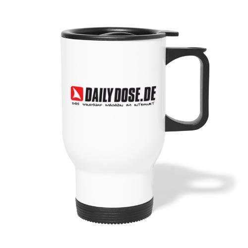 DAILYDOSE.DE (black) - Thermobecher