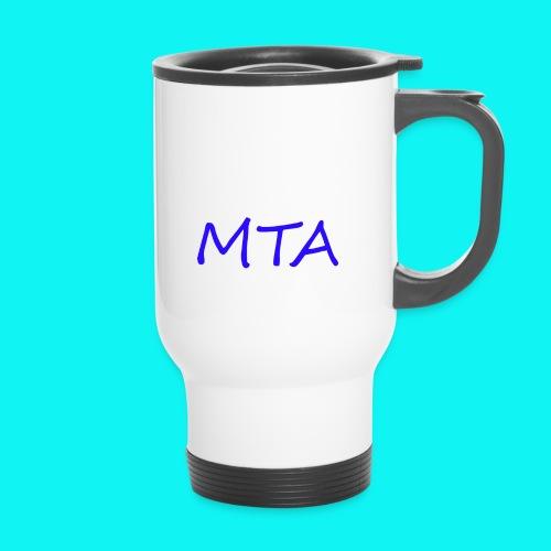 #MTA t-shirts - Termokrus med bærehåndtag