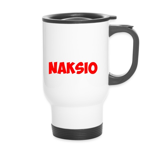 T-shirt NAKSIO - Tasse isotherme avec poignée