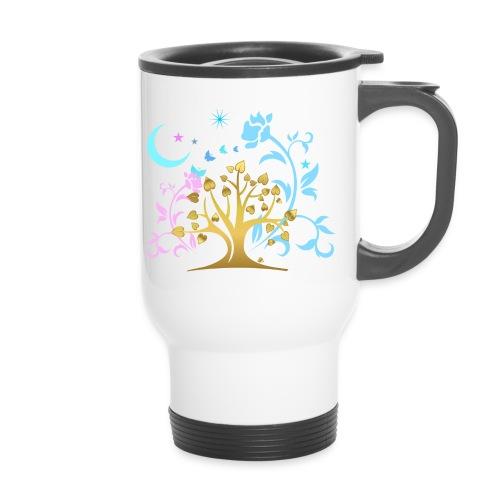 Mystic Tree - Thermobecher