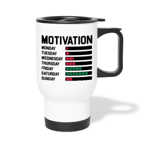 Wochen Motivation - Thermobecher