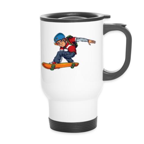Skater - Thermal mug with handle
