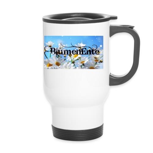 BlumenEnte - Thermobecher