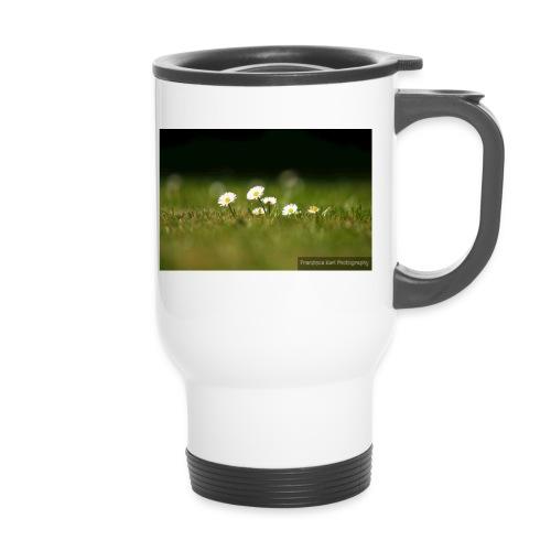 Daisies - Travel Mug