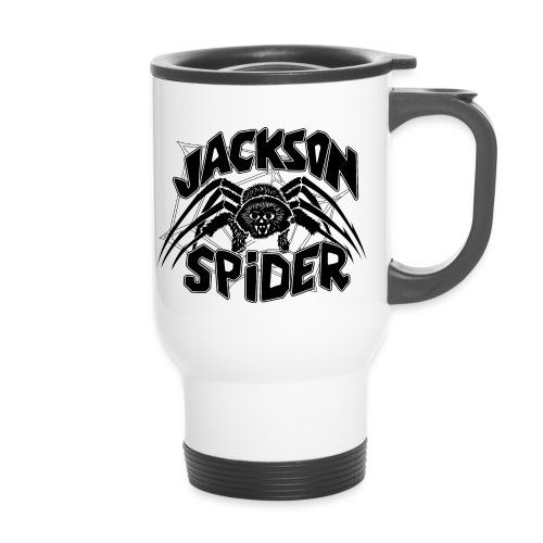 jackson spreadshirt - Thermobecher mit Tragegriff