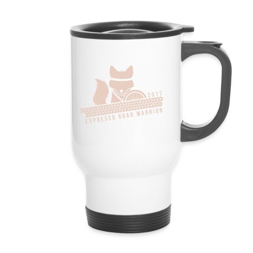 Shirt Brown png - Thermal mug with handle