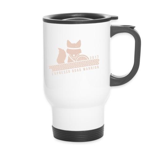 Shirt Brown png - Thermal mug with handle
