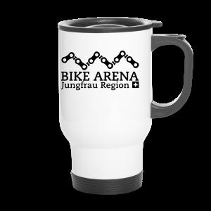 Bike Arena Black Rider - Thermobecher
