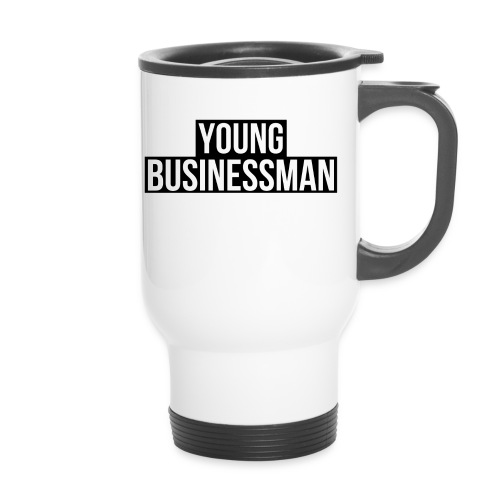 YOUNG BUSINESSMAN - Mug thermos