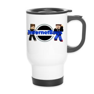 InternetBoys Merch - Thermobecher