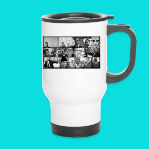 malcolm X - Travel Mug