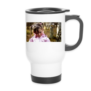 Lille Lise Picture - Travel Mug