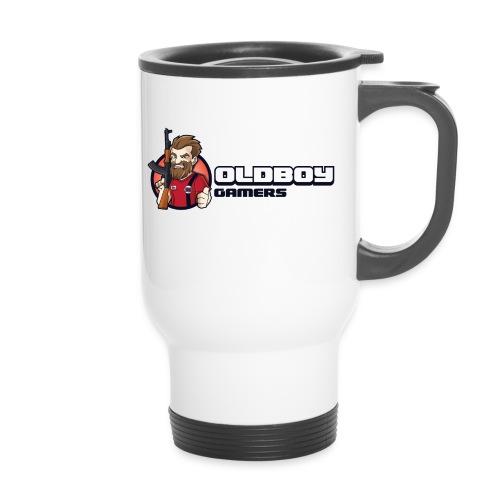 Oldboy Gamers Fanshirt - Termokopp med håndtak