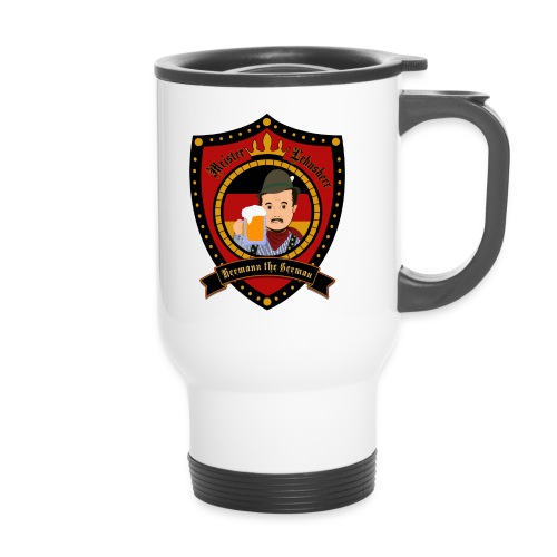Hermann the German - Thermal mug with handle