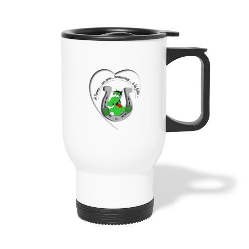 cheval comic FS - Mug thermos