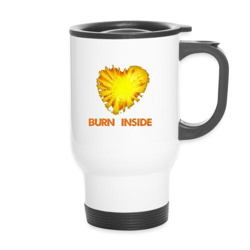 Burn inside - Tazza termica