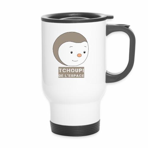 Tchoupi de l'Espace ! - Mug thermos