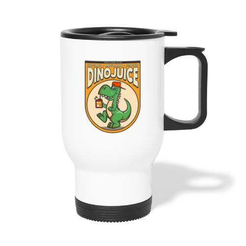 Dinojuice Sticker design - Kahvallinen termosmuki