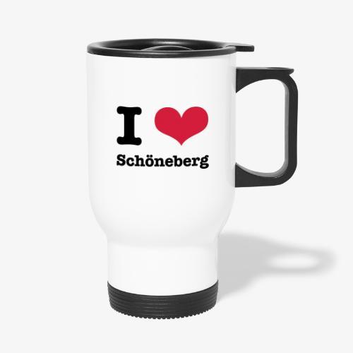 I love Schöneberg - Thermobecher