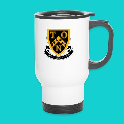 TNO logo - Thermal mug with handle