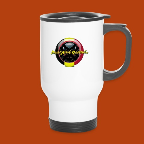 Logo Projet Aliens Résistance - Mug thermos