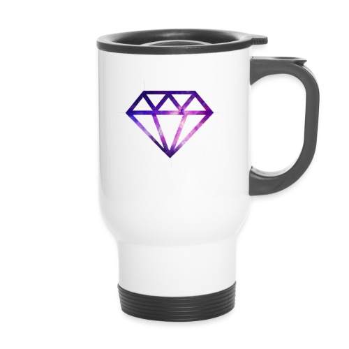 Galaxy Diamonds - Travel Mug