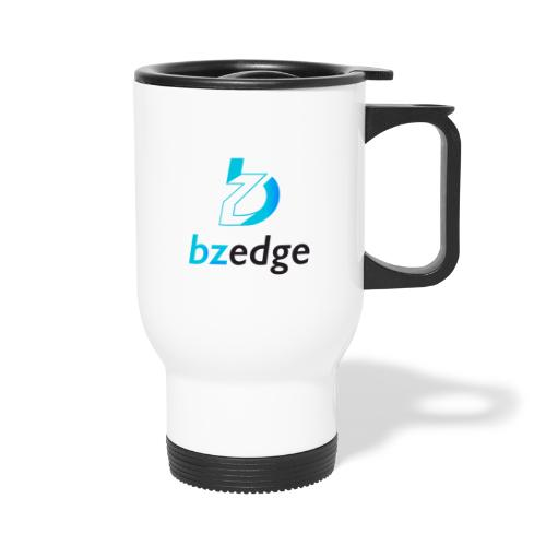 BZEdge Cutting Edge Crypto - Travel Mug