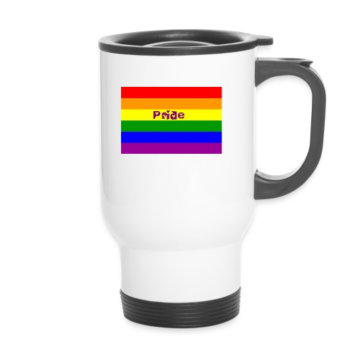 pride accessories - Thermal mug with handle