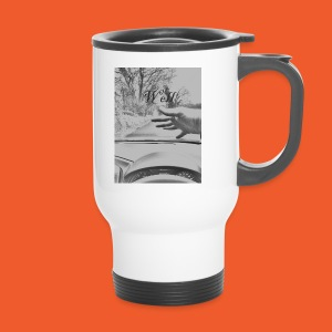 Well wave T-Shirt - Travel Mug
