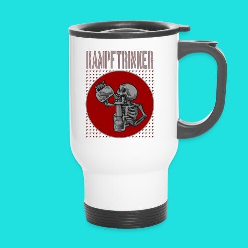 Kampftrinker - Thermobecher mit Tragegriff
