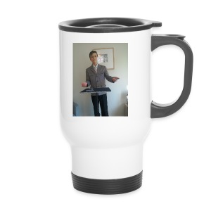 LUKEY MAGIC MERCH - Travel Mug
