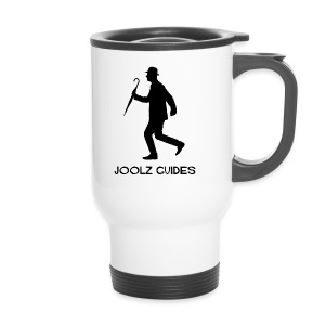 Joolz Guides Merchandise Black logo - Travel Mug